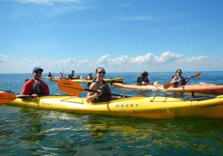 Door County Kayaking