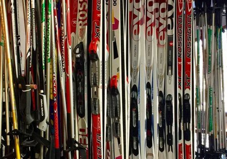 Cross Country Ski Rental