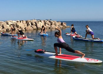 Stand Up Paddleboard Classes in Door County, WI