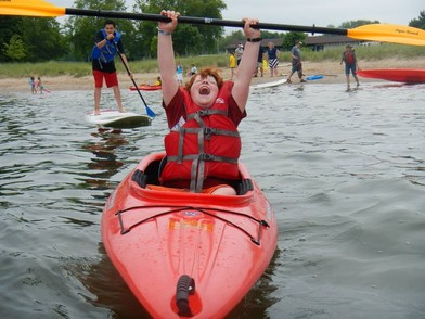 Kick Off to Summer Kayaking Event
