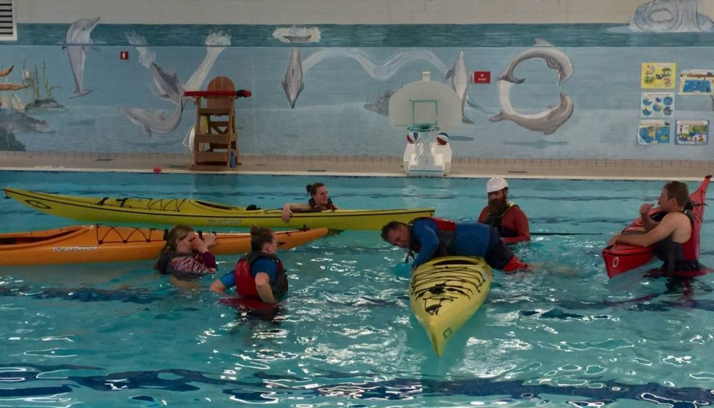 Door County Kayak Safety Classes