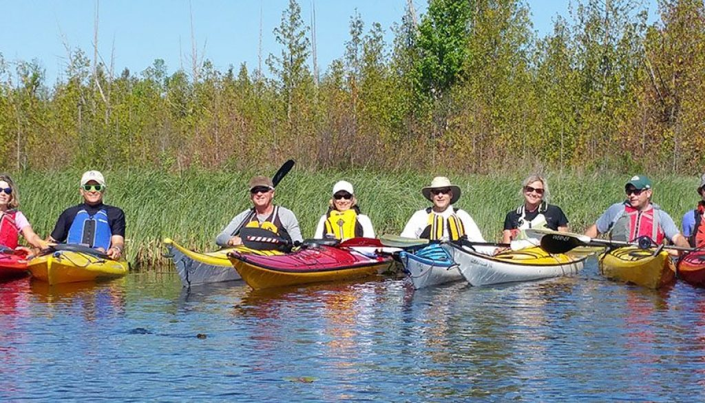 Door County Kayaking Eco Tours