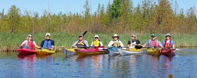Door County Kayaking Eco Tours