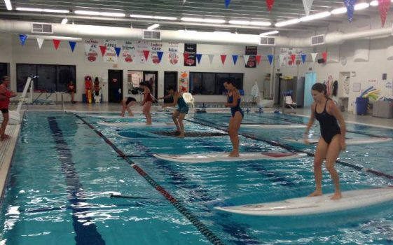 Door County Indoor Stand Up Paddle Boar Classes