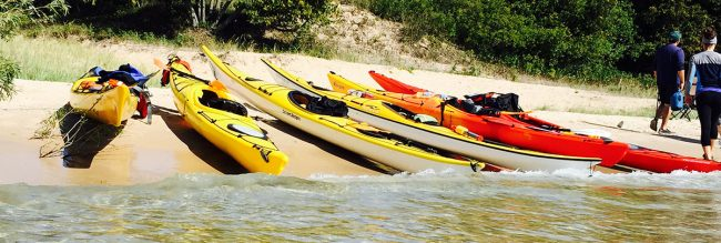 Door County Bring Your Own Boat Kayaking Class