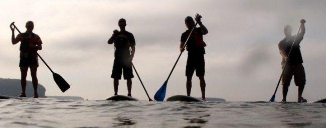 Stand Up Paddle Boards in Sister Bay, WI